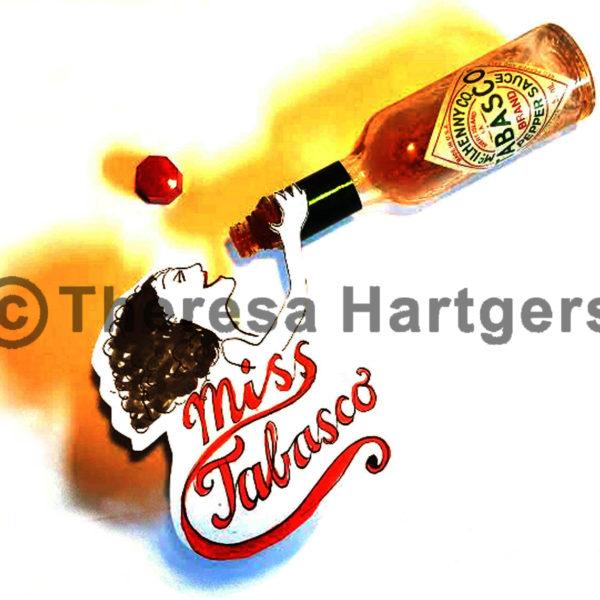 TH1736 MISS TABASCO wm