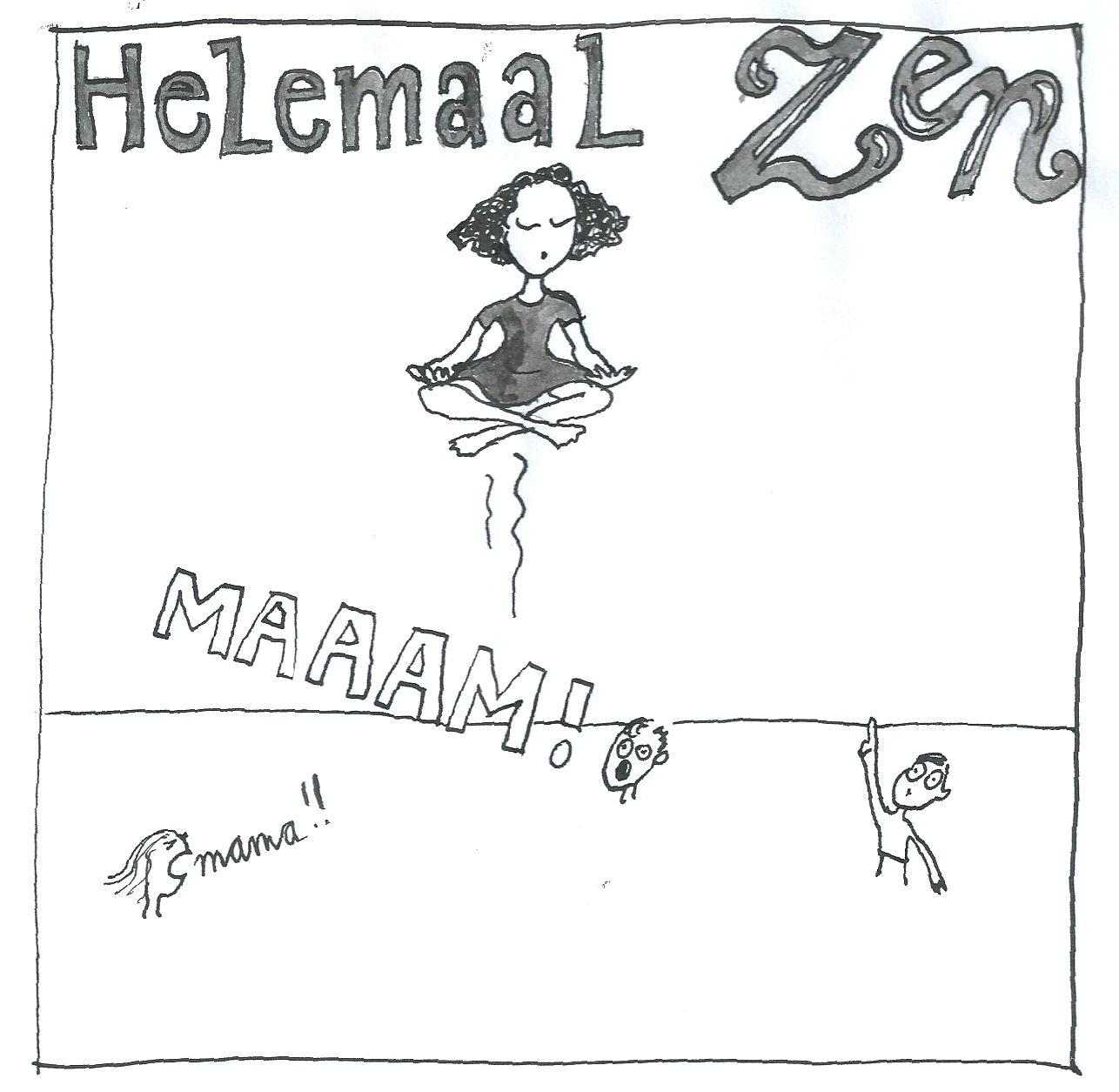 081ZEN_vrouw_strip_tekening_moeder_kind_hartgers