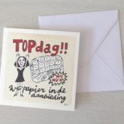 TH301 met envelop